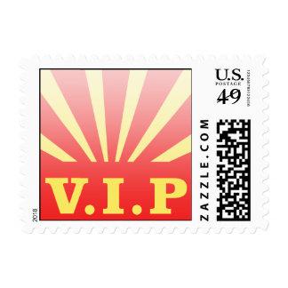VIP sunburst Stamps