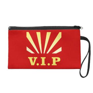 VIP sunburst Wristlet Purse