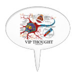 VIP Thought (Neuron / Synapse) Cake Toppers