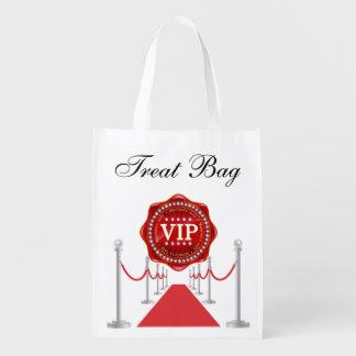 VIP TREAT Grocery, Gift, Favor Bag - SRF