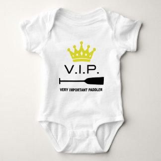 VIP Very Important Paddler Baby Bodysuit