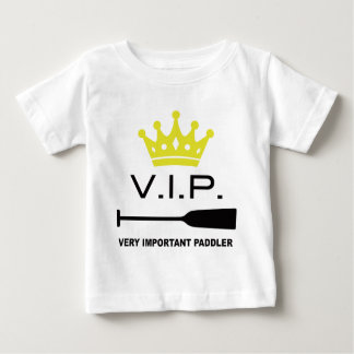 VIP Very Important Paddler Baby T-Shirt