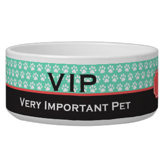 VIP Very Important Pet Aqua Bowl