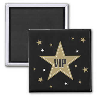VIP with stars Magnet