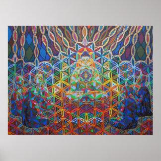 vipassana - 2012 print