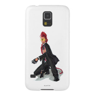 Viper Crouch Galaxy S5 Cover