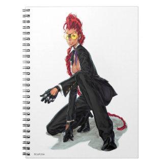 Viper Crouch Note Book