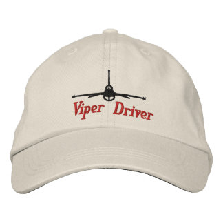 Viper Golf Hat Embroidered Baseball Cap