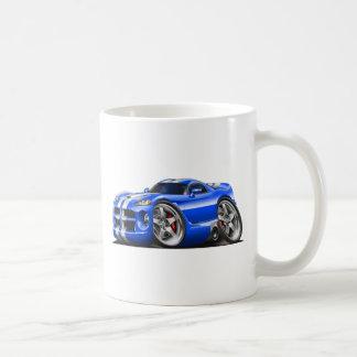 Viper GTS Blue/White Coffee Mug