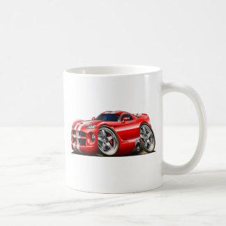 Viper GTS Red/Wht Coffee Mug