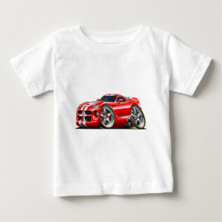 Viper GTS Red/Wht Infant T-shirt