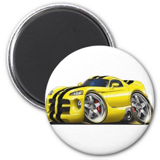 Viper GTS Yel/Blk Magnet