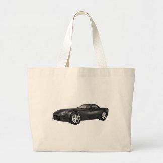 Viper Hard-Top Muscle Car: Black Finish Canvas Bag