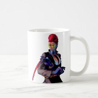 Viper Ready to Block Coffee Mug