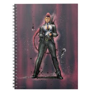Viper Standing Notebook