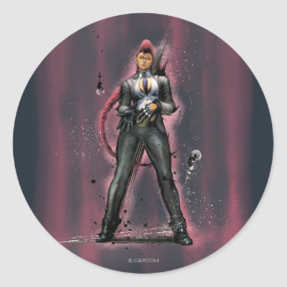 Viper Standing Stickers