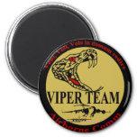Viper Team 2 Inch Round Magnet