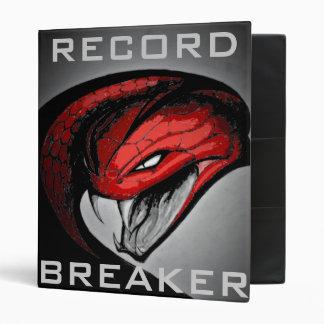 Viper Track Records Binder