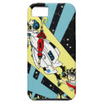 Viperetta Flies to the Moon iPhone 5 Cover