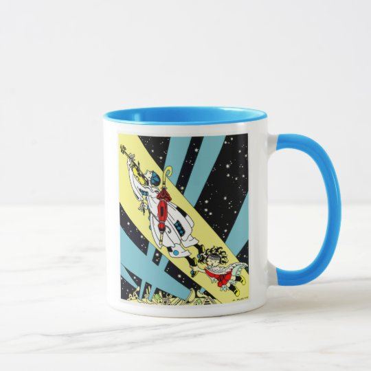 Viperetta Flies to the Moon Mug