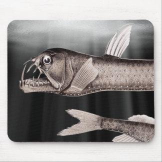 Viperfish Mousepad Tapetes De Ratones