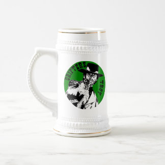 vipers beer stein