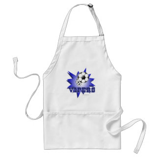 Vipers soccer adult apron