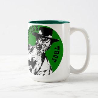 vipers Two-Tone coffee mug
