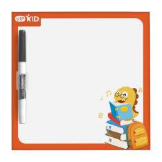 Vipkid Back To School Erase Board 3 at Zazzle
