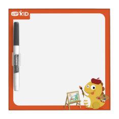 Vipkid Back To School Erase Board 4 at Zazzle