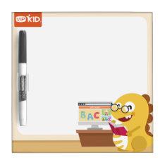 Vipkid Back To School Erase Board 5 at Zazzle
