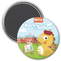 VIPKID Back to School Magnet 4
