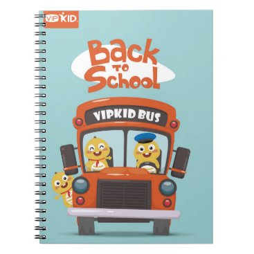 Beach Themed VIPKID Back to School Notebook 2