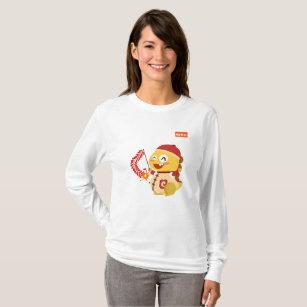 0ffb752eff VIPKID Chinese New Year Long Sleeve Shirt