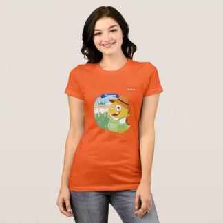 VIPKID Germany T-Shirt (orange)