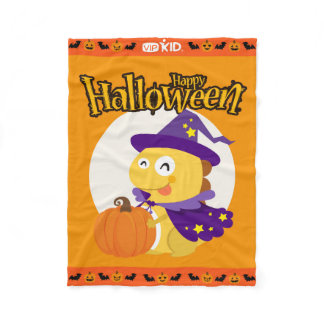 VIPKID Halloween Blanket A