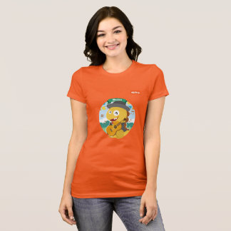 VIPKID Mexico T-Shirt (orange)