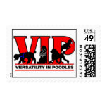 VIPoodle stamps