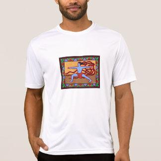 Virabhadrasana Camiseta