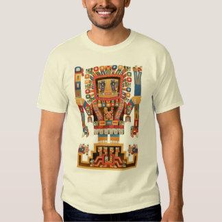 Viracocha of the Sun Gate Tshirts