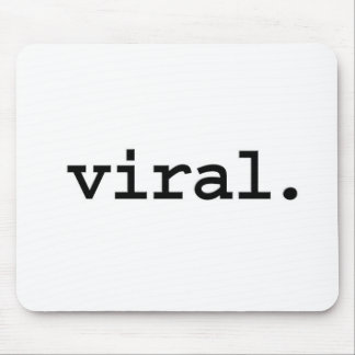 viral. mouse pad