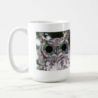 Viral Owl Coffee Mug