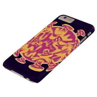 Viral Spore Barely There iPhone 6 Plus Case