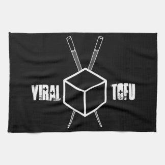 Viral Tofu Kitchen Towel
