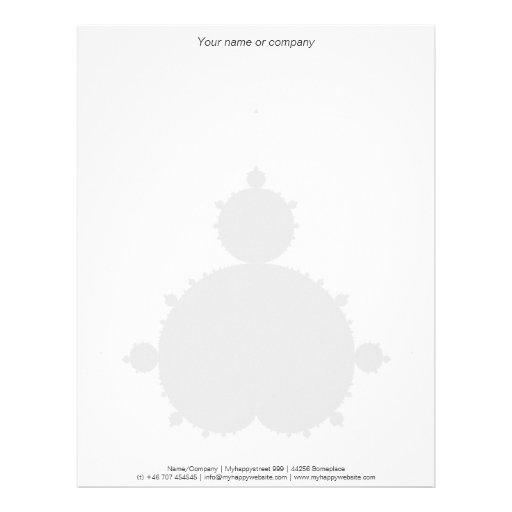 Viratarupa - arte del fractal membretes personalizados