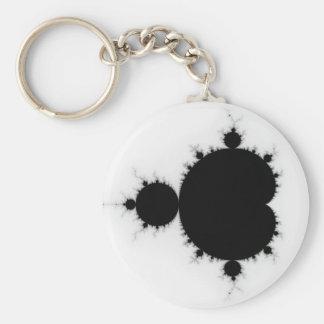 Viratarupa - Fractal Art Keychain