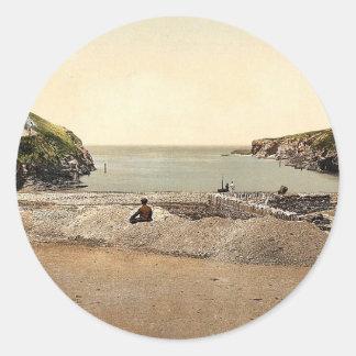 Vire a Isaac hacia el lado de babor, puerto Pegatinas Redondas