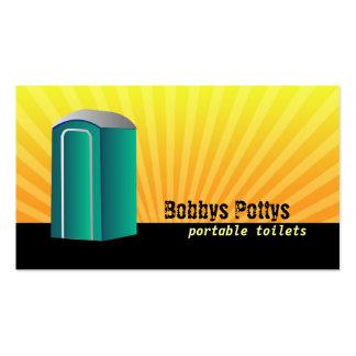 Vire las tarjetas de una visita hacia el lado de b tarjetas de visita
