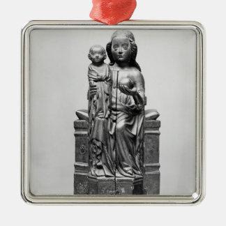 Virgen cerrada, comienzo del siglo XV Ornamentos De Reyes Magos
