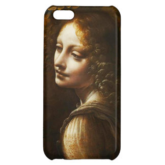 Virgen de da Vinci del caso del iPhone 5 del ángel